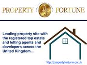 Property Fortune Property For Sale In UK