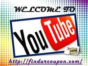 YouTube Coupons: Enhance Your Business Through YouTube Likes