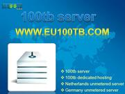 Germany unmetered server