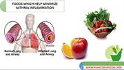 Food to Help Minimize Asthma Inflammation