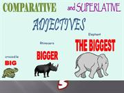 03-COMPARATIVES AND SUPERLATIVES