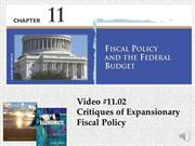 #11.02 -- Critiques of Fiscal Policy (9.12)