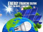 Energy Financing Solutions – Save 10-25% on Energy Bills