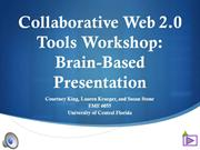 Brain-based Presentation