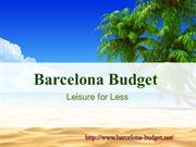 Barcelona Famous attractions