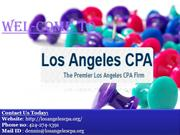18th Oct Professional Los Angeles Accounting and CPA Firms in Los Ange