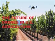 Benjamin Smith Agricultural Drone Presentation