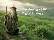 360 Degree Digital Marketing Strategy - EBriks Infotech