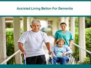 Assisted Living Belton For Dementia