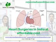 Heart surgeries in India