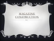 CONVENTIONS (Students Copy) - Page Construction in Music Magazines