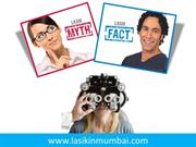 Lasik Myth and facts
