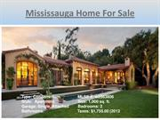 Mississauga – The Best Town in Canada to Buy a Home or Condo