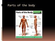 PArts of the body JUS