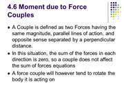 6-Moments Couples and Force Couple Systems_Partb