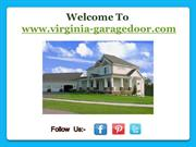 Things to be considered while selecting Garage Doors for your Home