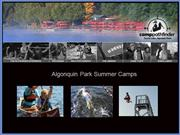 Outdoor Adventure Summer Camp Program
