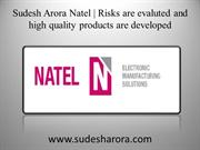 Risks Are Evaluted And High Quality Products Are Developed