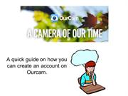How to Create an Account on OurCam