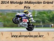 Watch The Malaysian Grand Prix Race Online