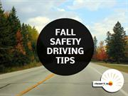 Fall Safety Driving Tips