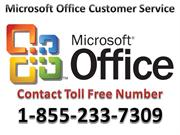 1-855-233-7309| US| Microsoft Office Customer Service Number