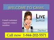 1-844-202-5571Gmail Help Number, Customer Support Number