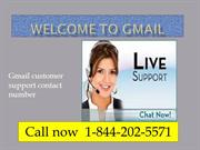 1-844-202-5571Online Gmail Tech Support Phone Number