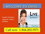 1-844-202-5571Gmail Tech Support Telephone Number