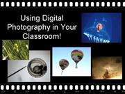 Digital Photography Module