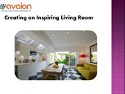 Creating an Inspiring Living Room