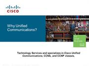 Introducing Cisco Voice and Unified Communications