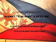 An infographics about The Modern Day Filipino Hero: Manny Pacquaio