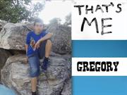 that's me Gregory