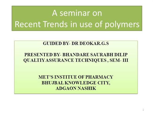 Polymers evs ppt (3).