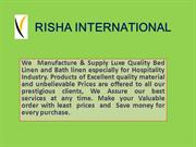 RISHA INTERNATIONAL SLIDE SHOW
