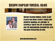 Brown Dawson Funeral Home