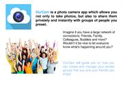 How to Create and Manage Group on OurCam