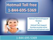 1-844-695-5369|Hotmail Tech Support  contact number, Contact Number