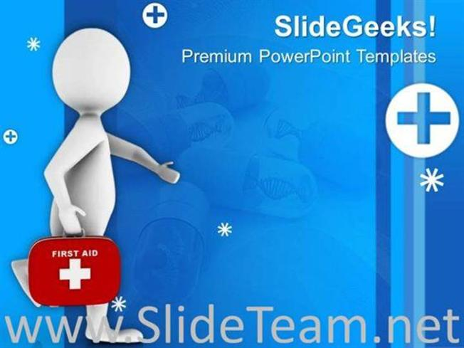 First Aid Is Important In Emergency Powerpoint Template Powerpoint