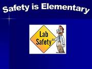 Introduction to Lab Safety