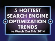 Hottest Search Optimization Trends 2014