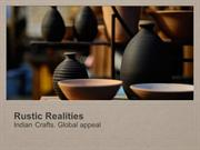Rustic Realities Pvt. Ltd.Rustic realities