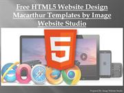 Best HTML5 Website Design Macarthur Templates by Image Website Studio