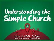 Simple Church Seminar