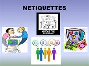 Effective Written Communication - Netiquettes