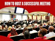 How to Host a Successful Meeting with Meeting Room Rental in Singapore