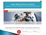 Rope Media: The strategic importance of Digital Marketing Techniques