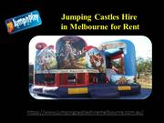 Jumping Castles Hire in Melbourne for Rent