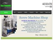 Screw Machine Shop